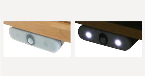 人感センサー付きフットライト