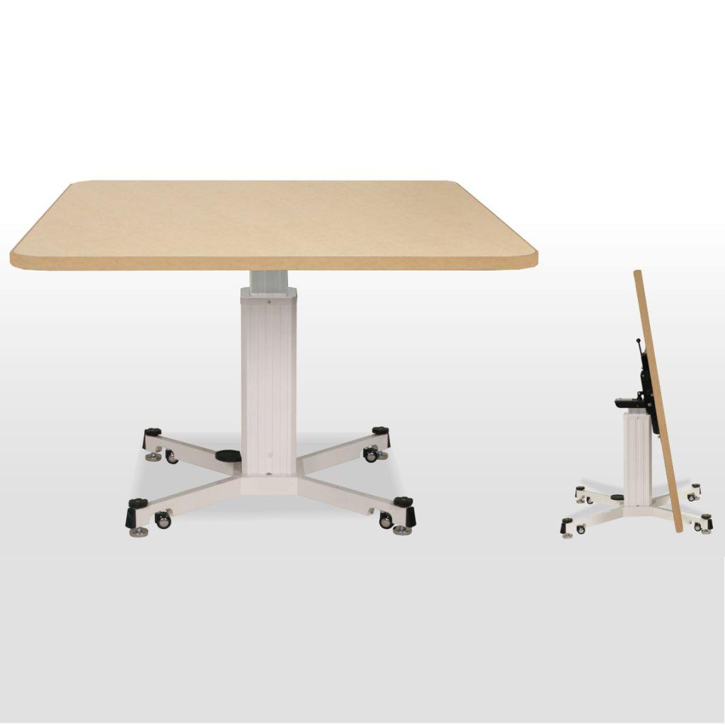 折畳昇降テーブル
